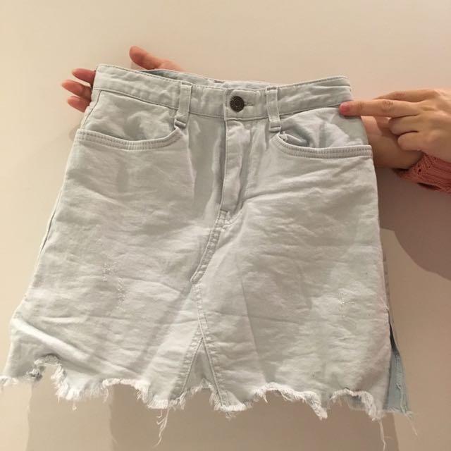 Skirt Made In Korea