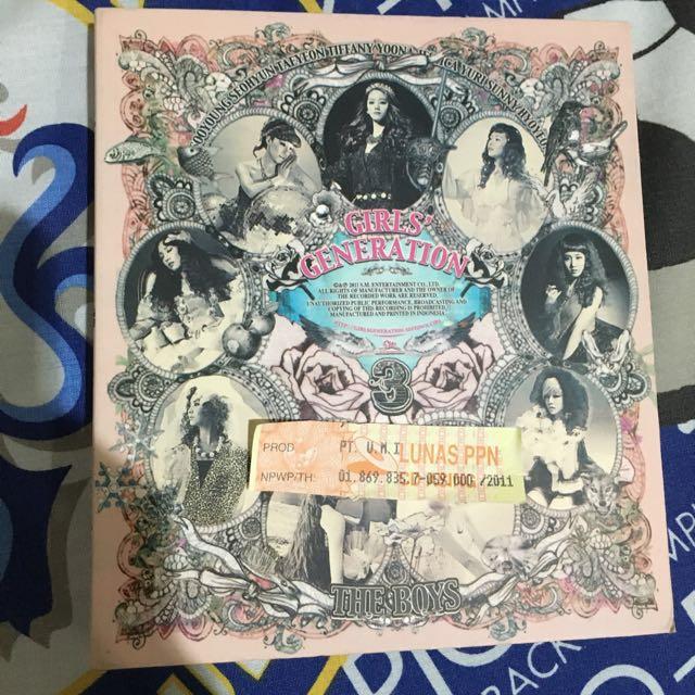Snsd / Girl's Generation Album
