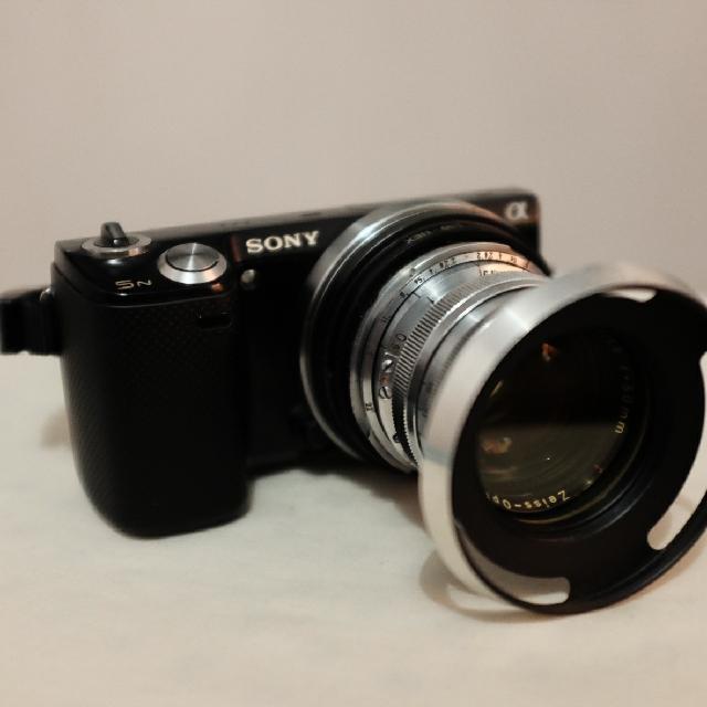 Sony nex 5n Body