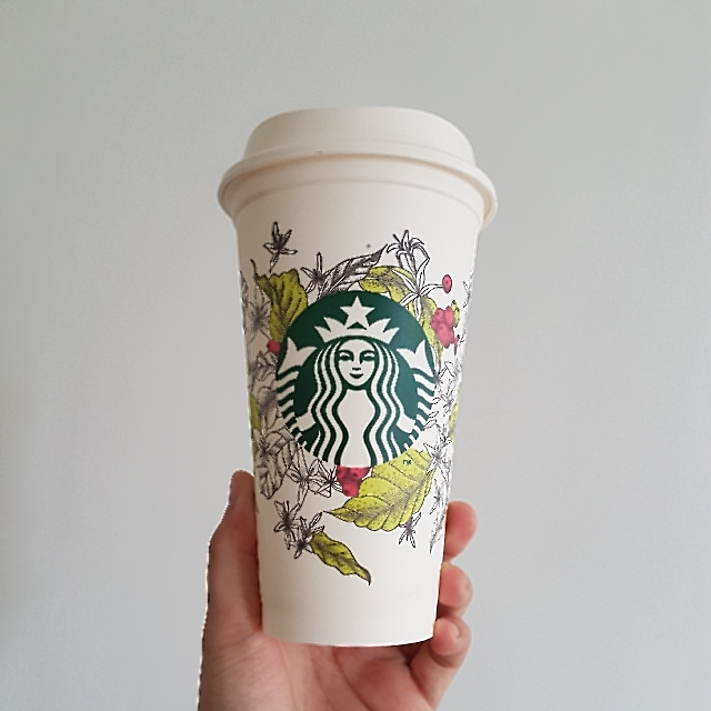 Starbucks Reusable Cup