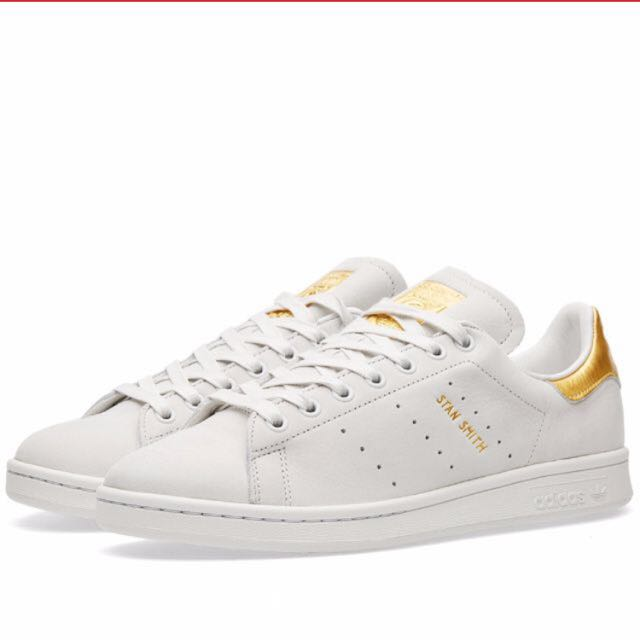 check out 53cbe db30e STEAL* Adidas Stan Smith 24k gold, Men's Fashion, Footwear ...