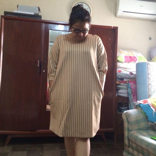 REPRICED‼️Stripes Dress