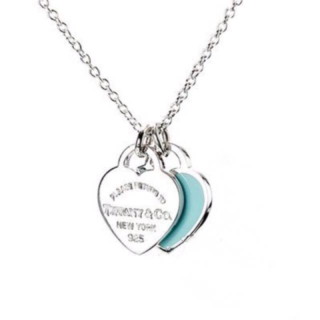 Tiffany款心型項鍊