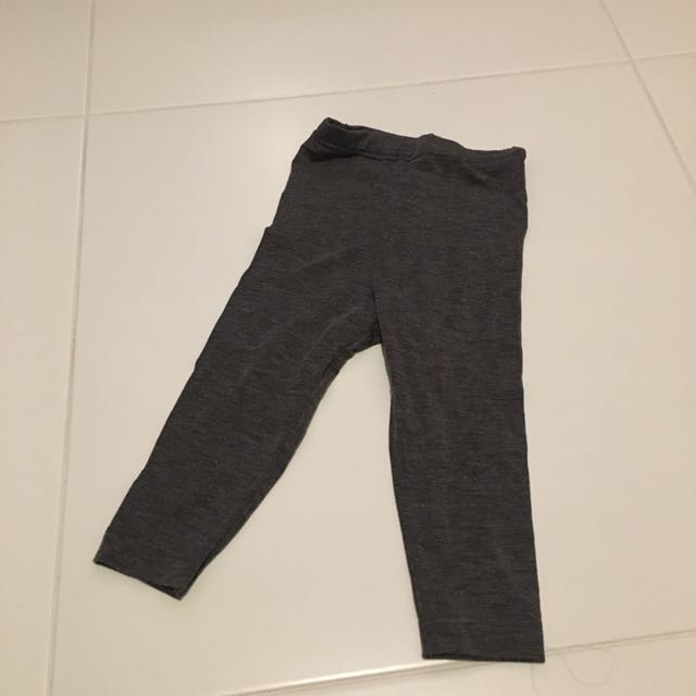 9572b0cee99c3 Uniqlo heattech baby leggings, Babies & Kids, Babies Apparel on ...