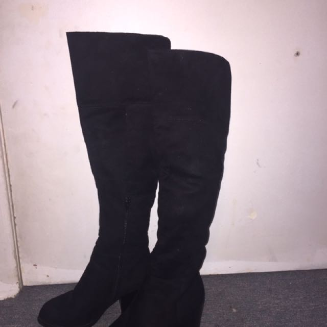 Urban Planet Knee High Boots