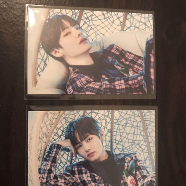 V and SUGA Wings pc version 1 BTS
