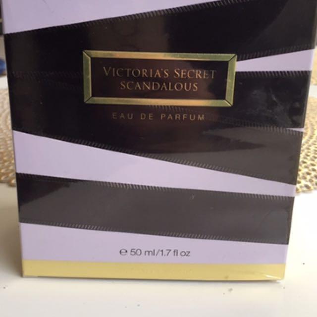 Victoria Secret Scandalous Perfume