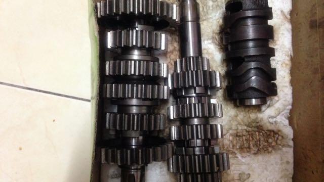 y15zr/lc5 arata gearbox 6speed