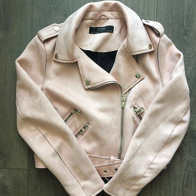 Zara Jacket With Zips