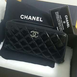 chanel wallet new