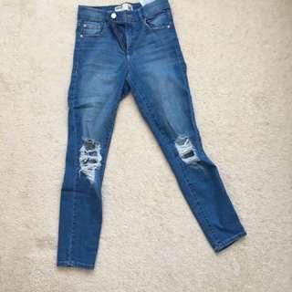 Garage Denim Jeans