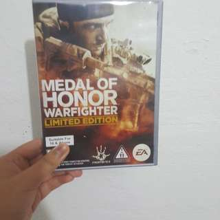 Medal Of Honor Pc Limited Edition