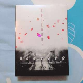 [RS] BTS EPILOGUE ON STAGE DVD (NO PC)