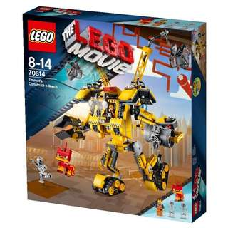 WTB: LEGO 70814 The LEGO Movie Emmet's Construct-o-Mech
