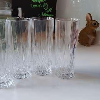 [Must Go!]Crystal Highball Glasses