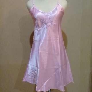 Baju tdr pink barbie soft 😚
