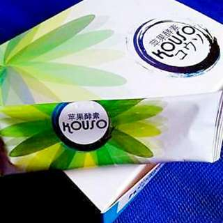 Kouso Detox Apple Enzyme健康排毒酵素