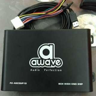 Awave Dsp (Digital Sound Processor) 8 Channel