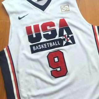 收各式USA球衣