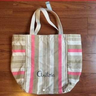 Aritzia Canvas Tote Bag