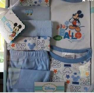 Pre order Newborn Disney starter set