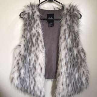 Gorgeous fur vest