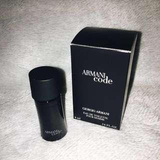 """Giorgio Armani """"Armani Code"""" Perfume (Mini)"""