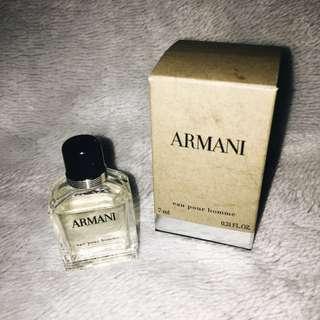 """Giorgio Armani """"Armani"""" Perfume (Mini)"""