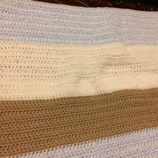 Large Hand Made Baby Blankets