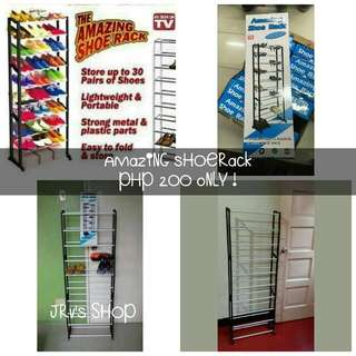 PHP 200 : AMAZING SHOE RACK (AS SEEN ON TV)