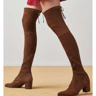 Stuart Weitzman Thighland Over the Knee Boot