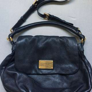 Marc Jacobs Classic Q Lil Ukita leather shoulder bag