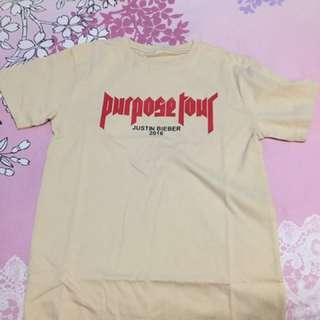 Purpose Tour Shirt