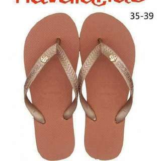 💋AUTHENTIC OVERRUN HAVAIANAS FOR HER💋
