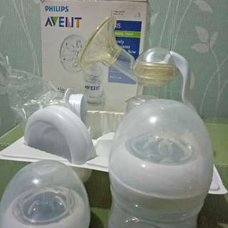 Philips Avent ISIS Manual pump