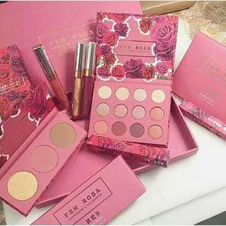 INSTOCK Fem Rosa x ColourPop Exclusive Set