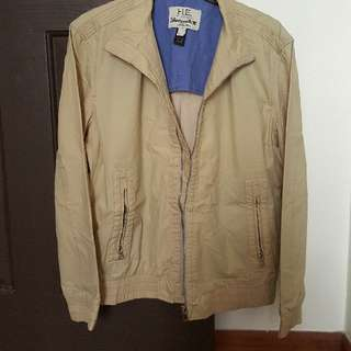 Giveaway (with a condition) - Mango (H.E.) Brand Jacket #Blessing