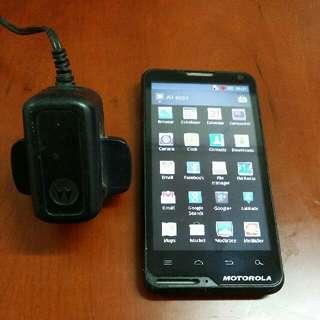 Motorola smartphone xt615 android