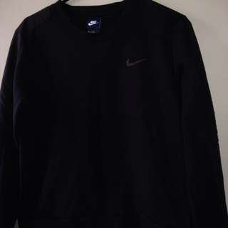 Black Nike jumper