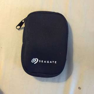Softcase HDD Eksternal Seagate Original