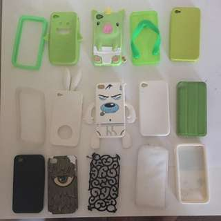 Iphone 4 Cases Whole Lot