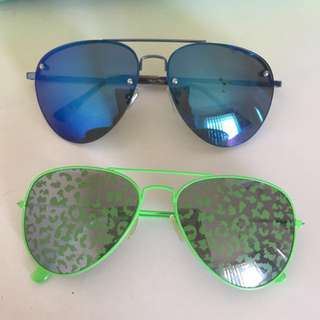 Sunglasses 2 Options