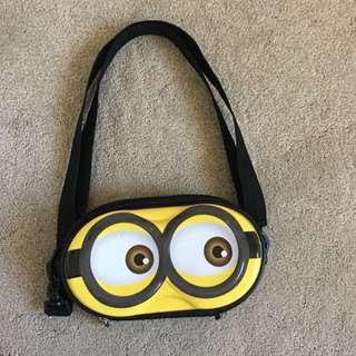 Minion Cross Shoulder Bag