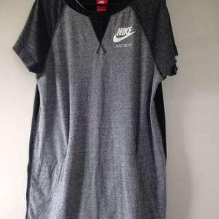 Nike t-shirt dress