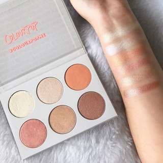 Colourpop Gimmie More Highlighter Palette (BRAND NEW)
