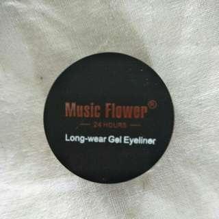 Longwear Gel Eyeliner Black