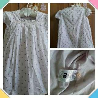 Mothercare polka dress