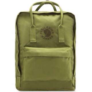 Spring Green Re-Kanken Backpack