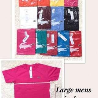 Lacoste T-Shirt AUTHENTIC