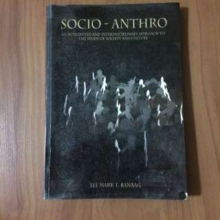 Sociology - Anthropology by Banaag